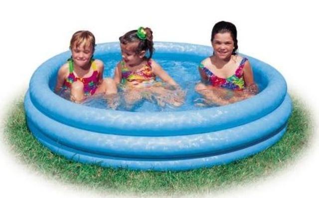Bazén Bazén Crystal Blue 114x25cm INTEX 59416