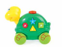 Hudební hračka želva Bam Bam