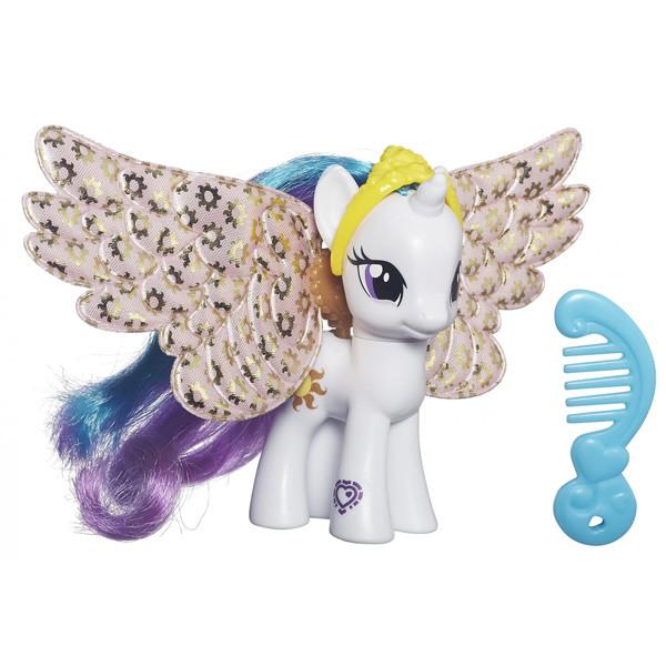 My Little Pony poník s ozdobenými křídly PRINCESS CELESTIA