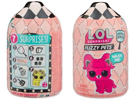L.O.L. Surprise Fuzzy Pets