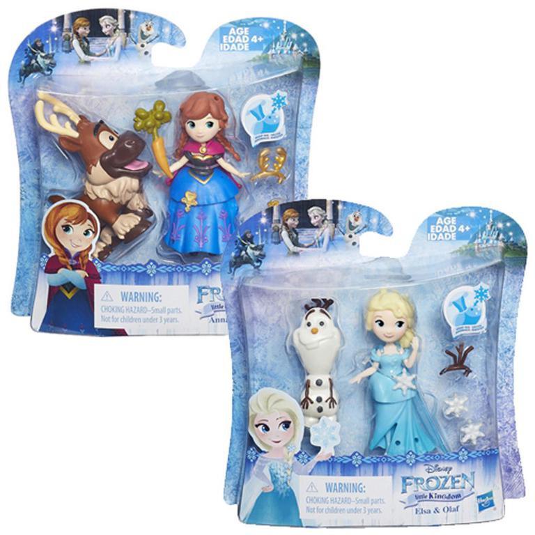 f88a93d07e8 Frozen Malá panenka s kamarádem