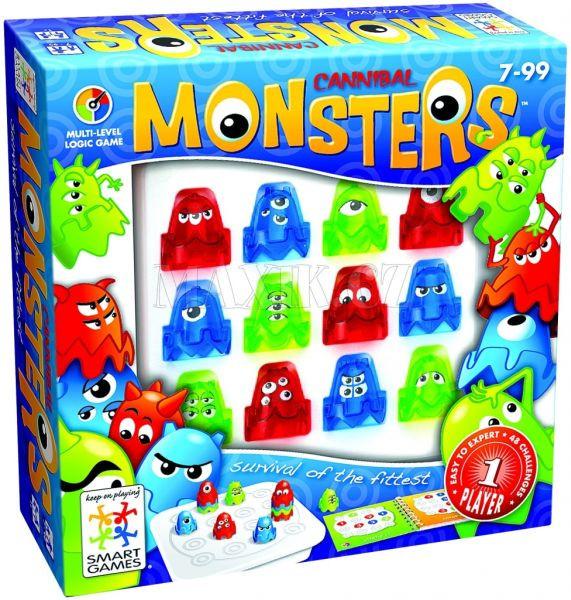 Žravé příšerky - Smart Games