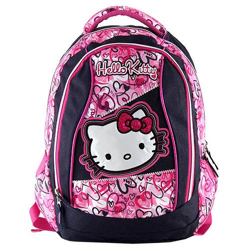 Batoh Hello Kitty - Multi Hearts nezobra