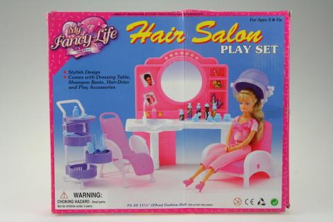 Glorie Kadeřnický salon pro panenky