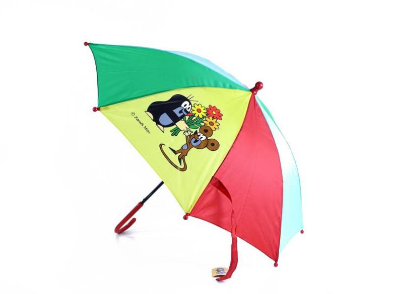 Deštník dětský Krteček 2 obrázky