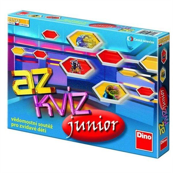 Hra AZ Kvíz junior