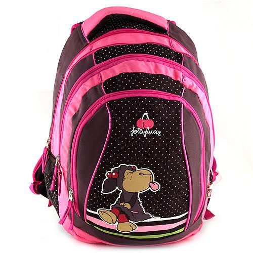 Školní batoh 2v1 Nici - Jolly Lucy  a1090dbbec