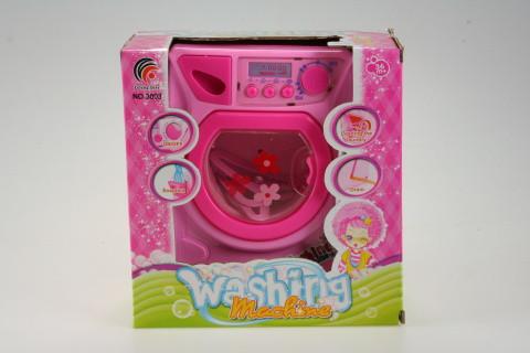 Pračka na baterie na vodu