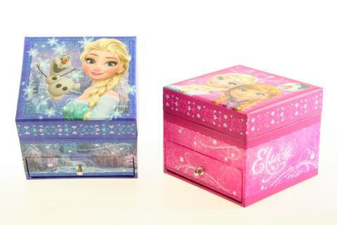 Šperkovnice Frozen - Ledové království