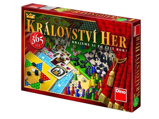Království her (365 her)