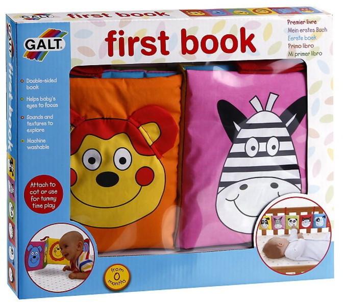 První dětská knížka