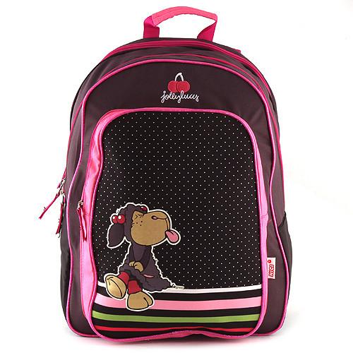 Školní batoh Nici - Jolly Lucy