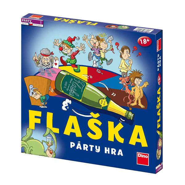 Flaška - párty společenská hra v krabici