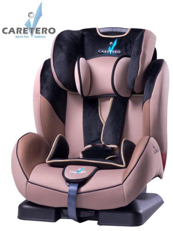 Autosedačka CARETERO Diablo XL Plus 9 - 36 kg