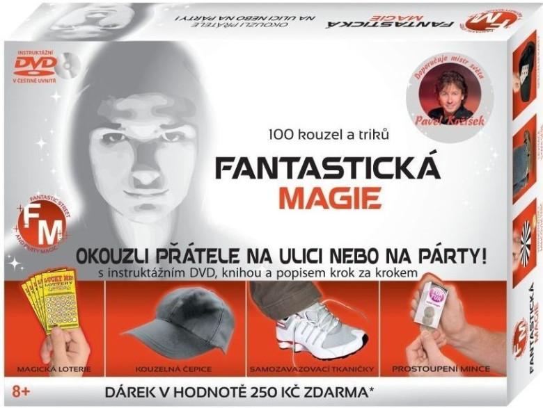 Fantastická magie 100 triků