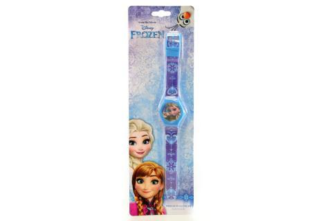 9c99b7553 Náramkové hodinky Frozen | Nejbaby.cz