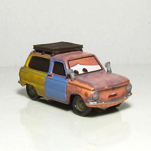 Cars2 auta W1938 Mattel JASON HUBKAP