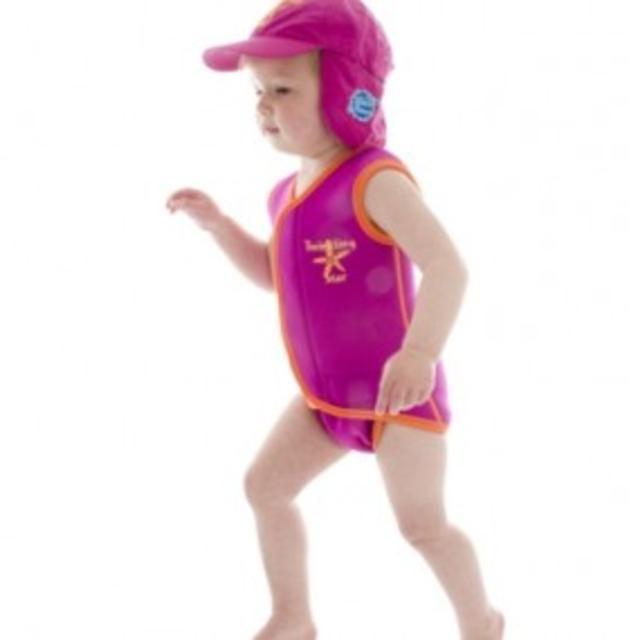 Baby neoprén-kombi - hvězdice