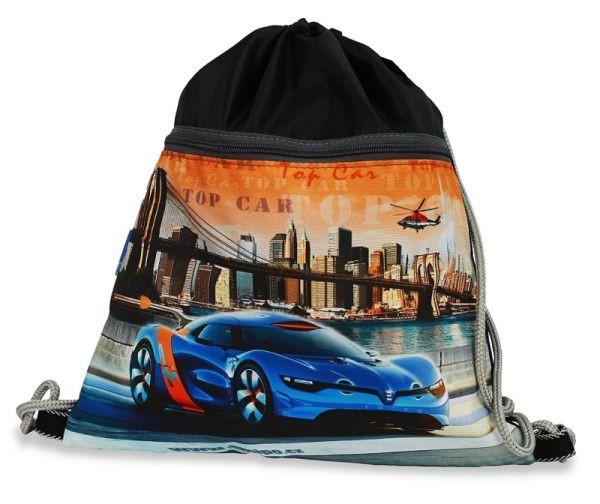 Školní sáček Top Car Emipo