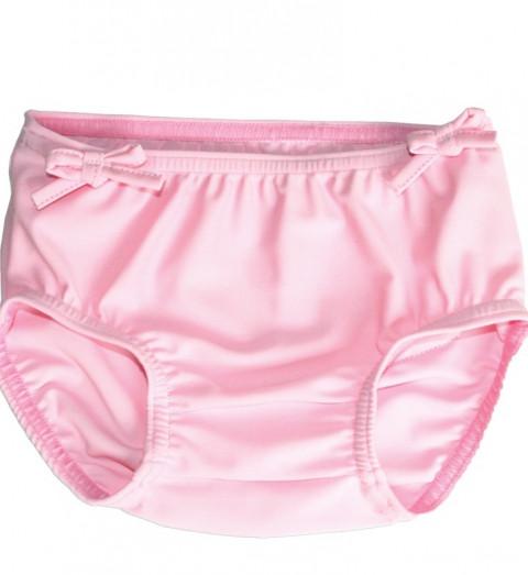 UV plavací kalhotky - růžová hruška