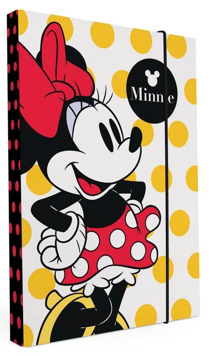 Desky na sešity Heftbox A4 Minnie