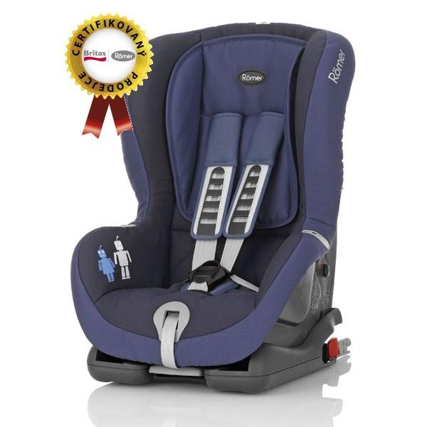 Autosedačka RÖMER Duo Plus - Trend Line 2014 Crown Blue 9 - 18kg