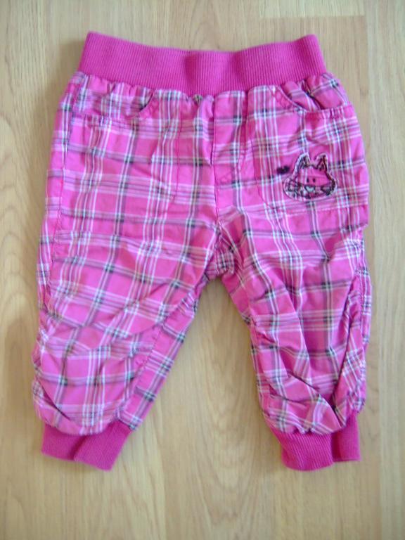 Kalhoty zateplené ve.74  BAZAR