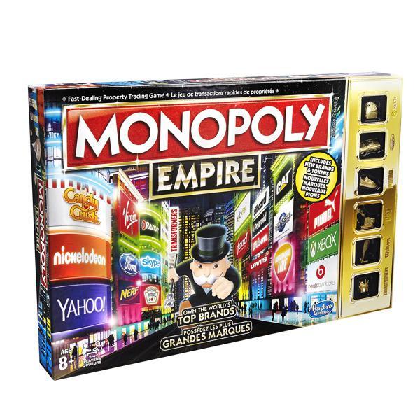 Společenská hra Monopoly Empire 2016
