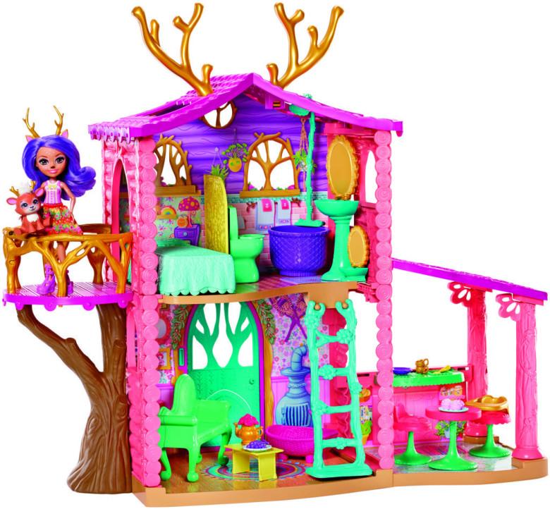 Enchantimals jelení dům  33b5a0d1f4