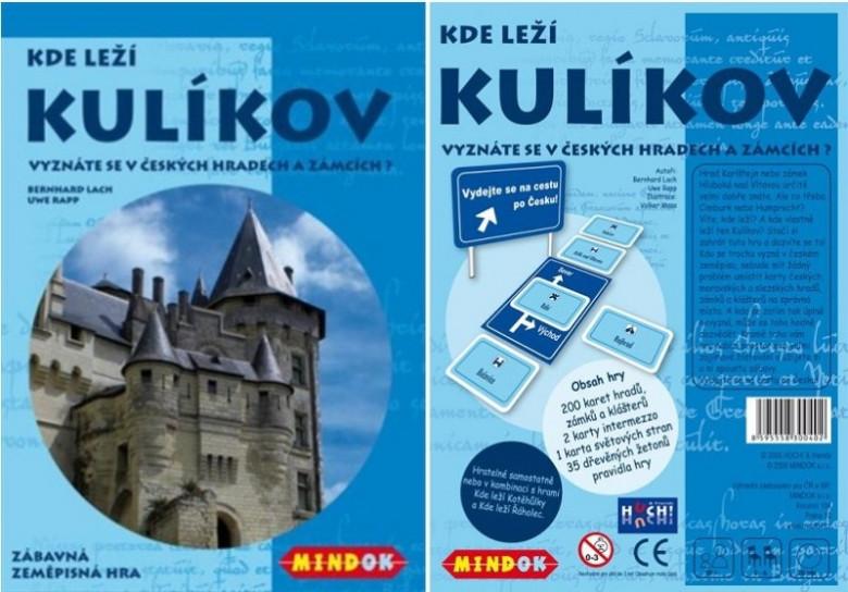 MINDOK HRA Kde leží Kulíkov?