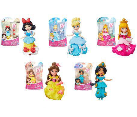 Disney Princess mini panenka