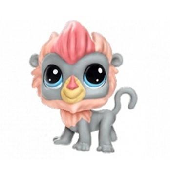 Littlest Pet Shop Jednotlivá zvířátka PAVI PAPIO