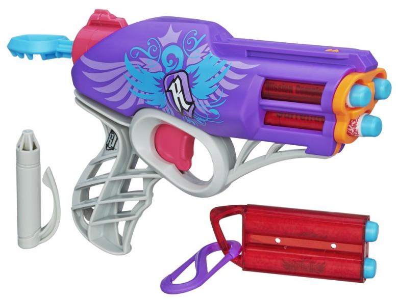NERF Rebelle šifrovací pistole messenger