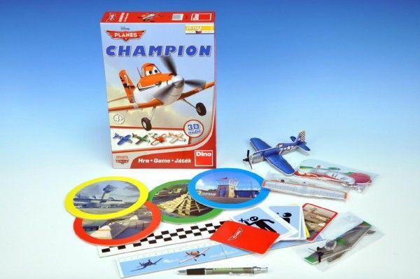 Champion Planes společenská hra