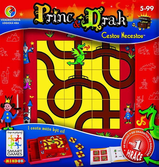 Mindok Smart - Princ a drak