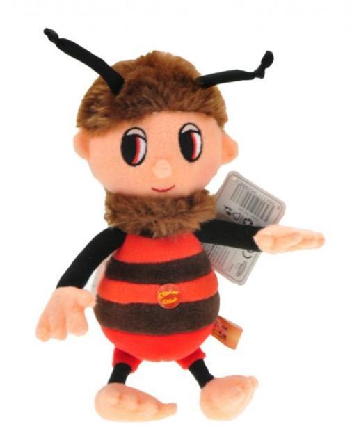 Včelí medvídci Brumda 26 cm zpívající