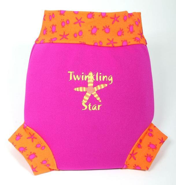 Plavky Happy Nappy - hvězdice