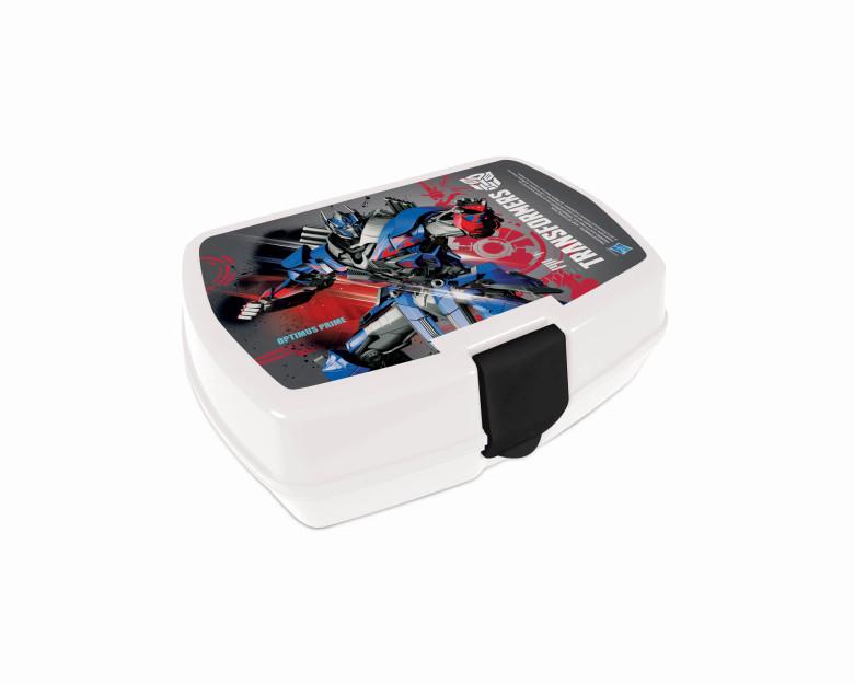 Box na svačinu Transformers MODRO-ČERVENÝ