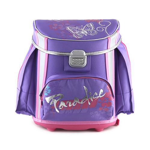 Akce Školní aktovka Bambi Cool - Paradise - motýlci e1e86a1726