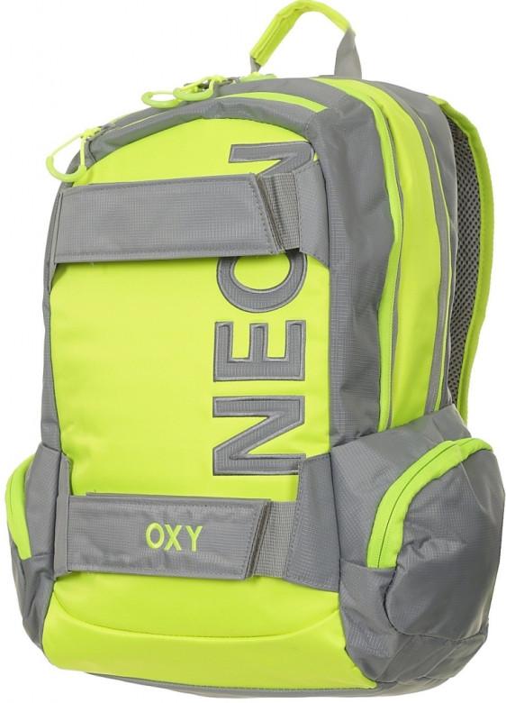 Anatomický batoh OXY NEON Green