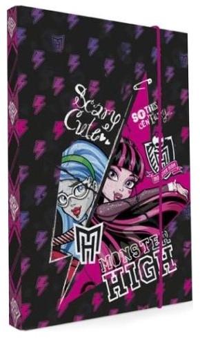 Desky na sešity Heftbox A4 JUMBO Monster High II.