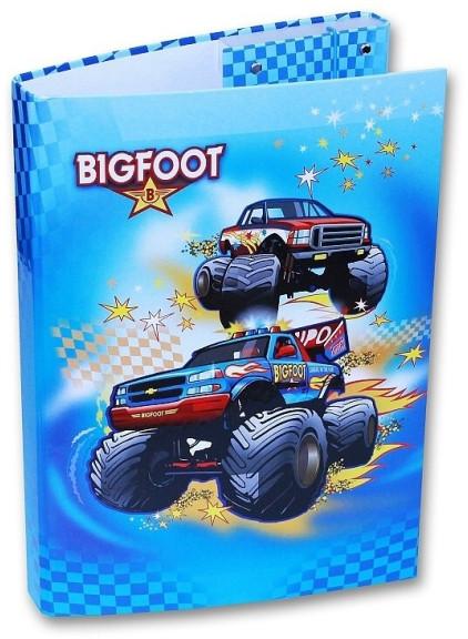 Desky na sešity Heftbox A4 Bigfoot Emipo