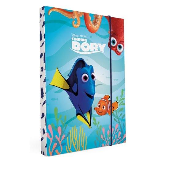 Desky na sešity Heft box A5 - Hledá se Dory