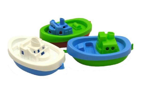 Lodičky do vody 3 ks plast 15cm