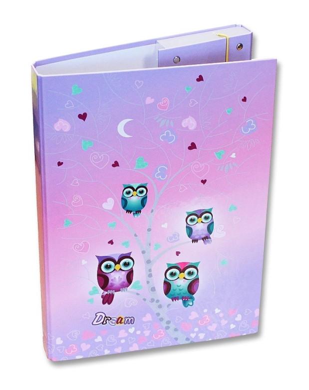 Desky na sešity Heftbox A4 Dream Emipo