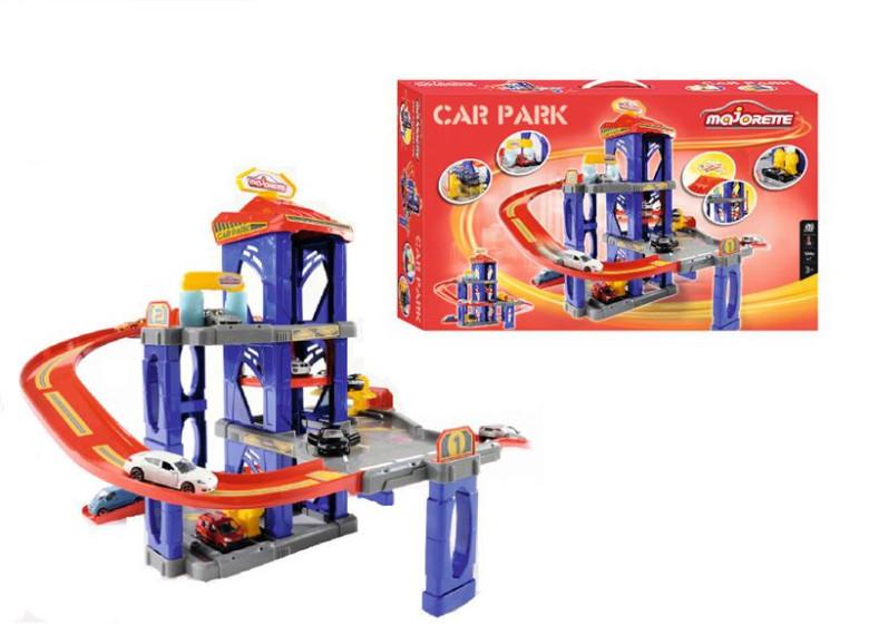 Garáž Car Park + 1 auto