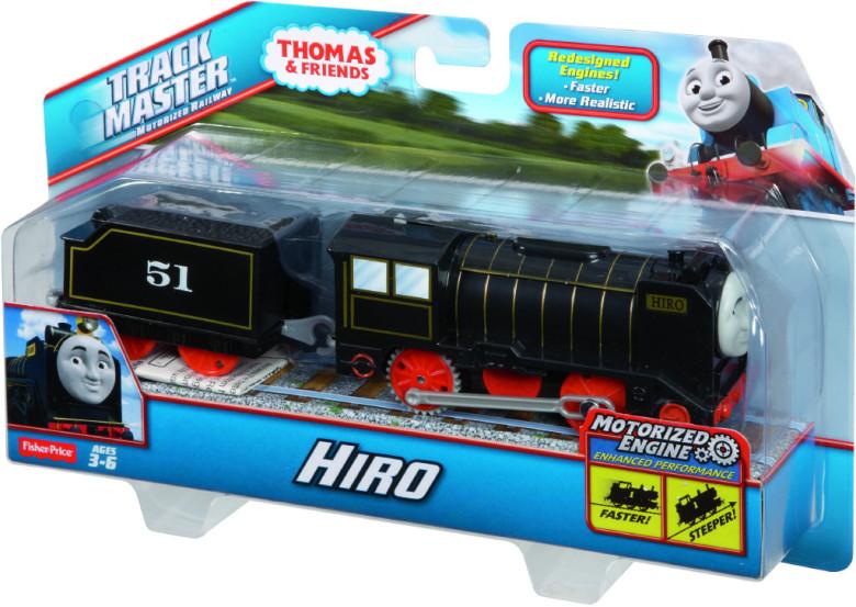 Fisher Price motorizované mašinky HIRO