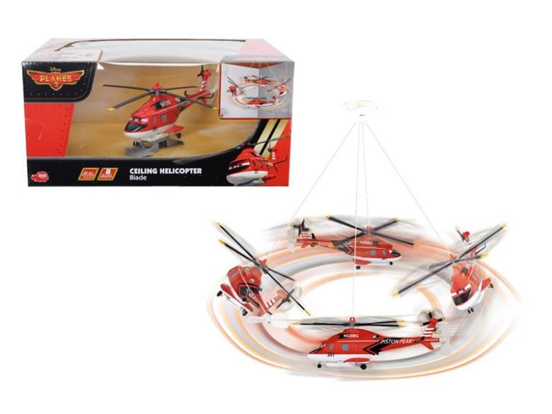 Planes závěsný vrtulník na strop Střážce Břitva