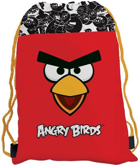 Sáček na cvičky ANGRY BIRDS nezobra