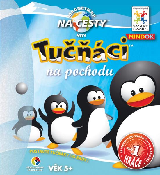 Tučňáci na pochodu - Mindok Smart